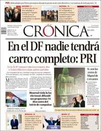 CRONICA 18 MARZO
