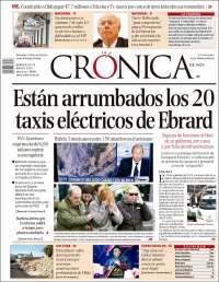 CRONICA 25 MARZO