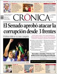 CRONICA 22 ARIL