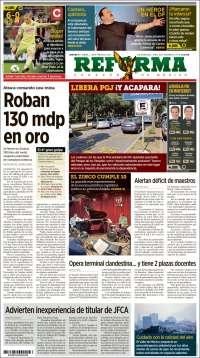 REFORMA 09 ARIL
