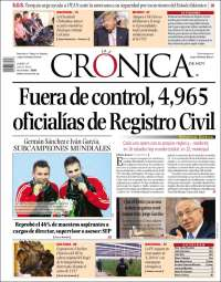 CRONICA 27 JUL