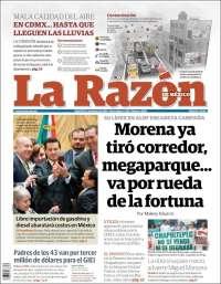 LA RAZON 23 FEB