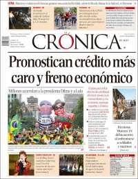 CRONICA 14 MAR