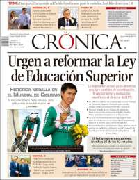 cronica 3 mar