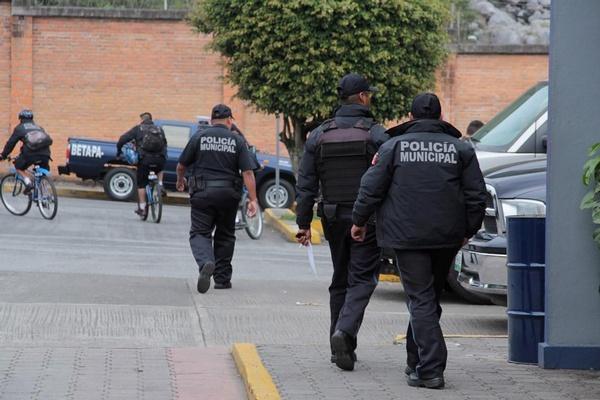 policias papantla