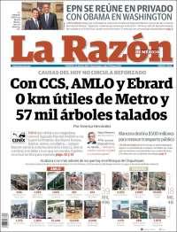 LA RAZON 01 ABRIL