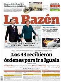 LA RAZON 13 ABR