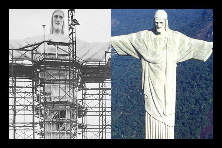 Irving Pineda Estarua de Cristo Reentor, Rio de Janeiro