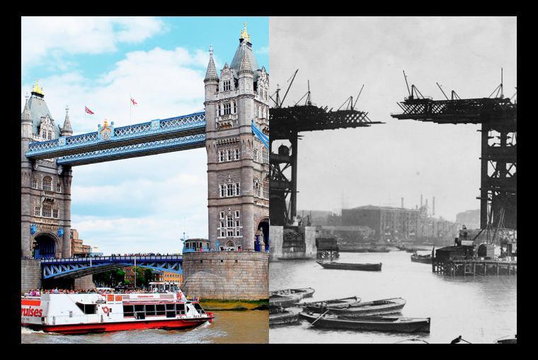 Irving Pineda Tower Bridge, Londres