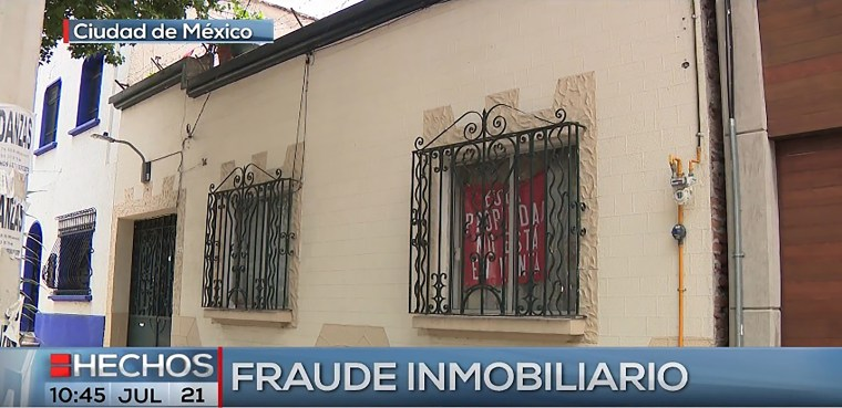 fraude inmobiliario portada