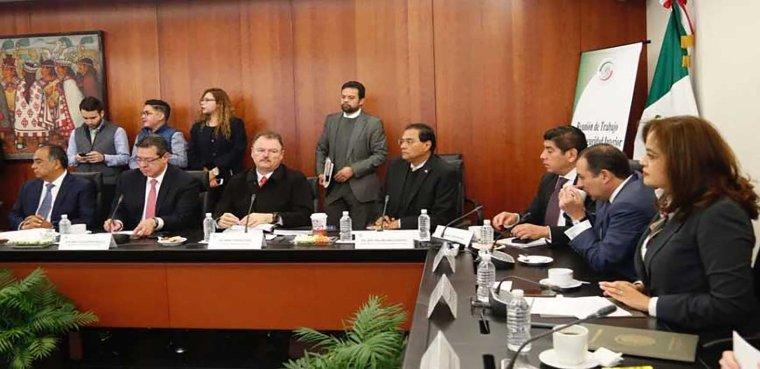 gobernadores ley de seguridad interior