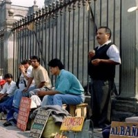Tasa de desempleo en México sube a 3.6%