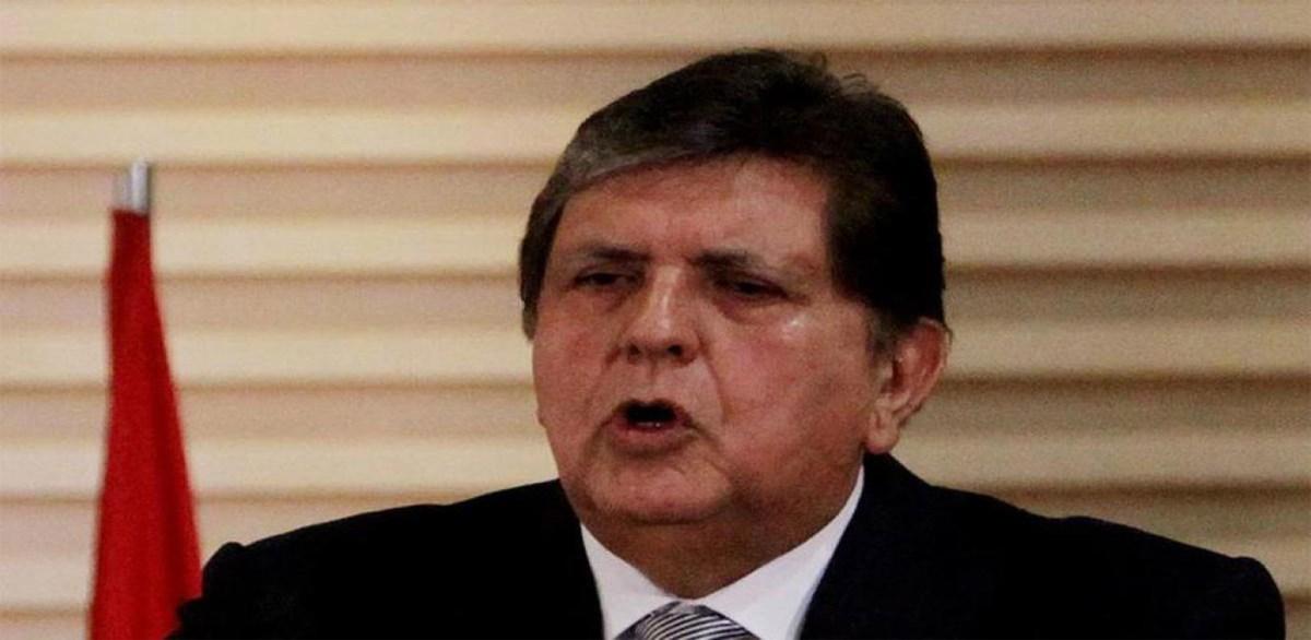 Expresidente de Peru, Alan García se dispara antes de ser arrestado por caso Odebrecht