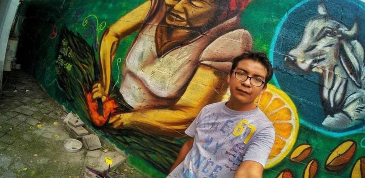 Comando armando asesinó al muralista Héctor Domínguez y familia en SLP