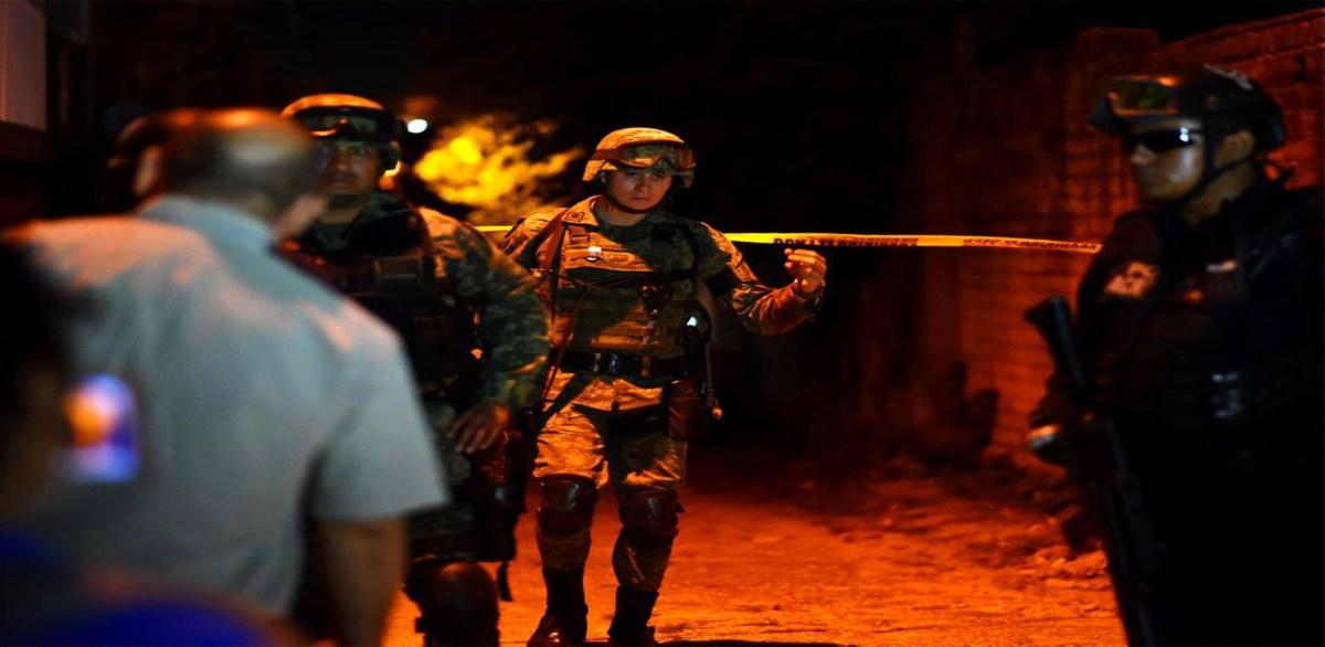 ¿Quién era la mujer por la que iba el comando armado que ejecutó 14 personas en Minatitlán?