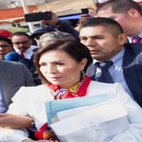 Rosario Robles podría salir hoy del penal: abogado