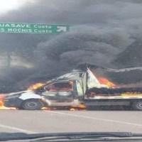 """Saldo del """"operativo fallido"""" en Culiacán Sinaloa"""