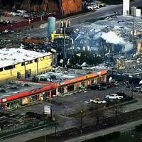 Dos muertos y varios heridos por explosión en Houston