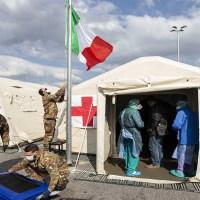 En 24 horas, mueren 756 por nuevo coronavirus en Italia