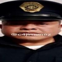 Fallece  por nuevo coronavirus el policía de CDMX Efraín Santillán Morales