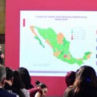 Suman tres mil 181 casos de COVID-19 y 174 defunciones en México