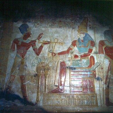 aegypten-highlights-sothiskapelle 1980