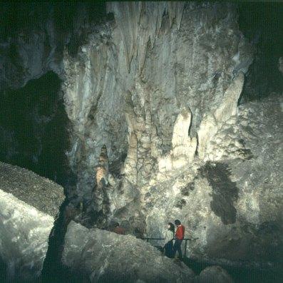 Carlsbad Caverns New Mexico