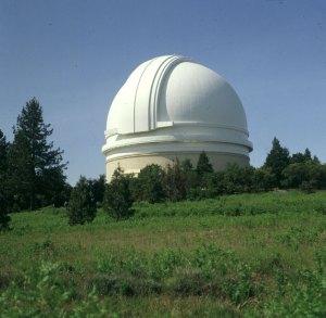 Observatorium Mt.Palomar 1986