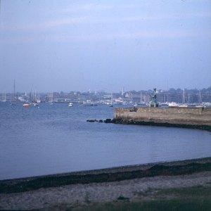 Newport- reixchster Yachthafen der USA 1988