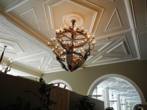 canada-Hotel Lake Louise-gediegenes Innere034