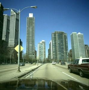 chicago-vor zentrum 1983