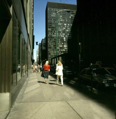 chicago-kein shopping mit Elly und John