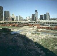 chicago-alter gueterbahnhof im Neuhafen