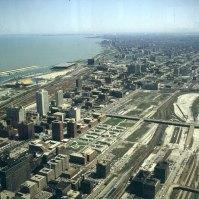 chicago-sears-tower-blick nach sueden