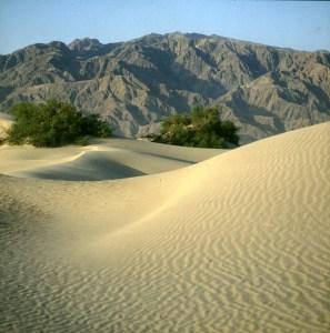 Death Valley Dünenareal
