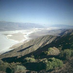 Death Valley - der Dantes View