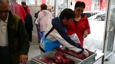 groenland-Fischfleischhandel 2007
