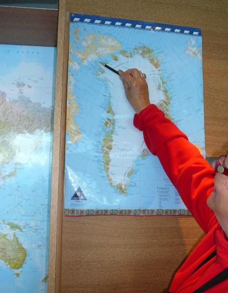 groenland-bis dahin gefahren 2007