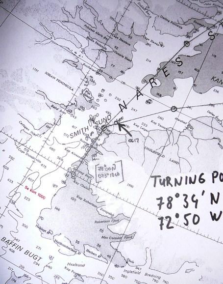 groenland-80 Grad nicht geschafft 2007