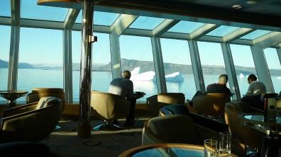 groenland-Panoramafenster der Fram 2007