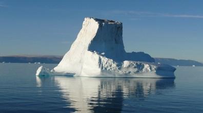groenland-Umrundung eines Eisberges 2007