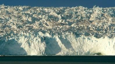 Grönland-Gletscherfront 2007