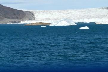 Grönland - Gletscherfront 2007