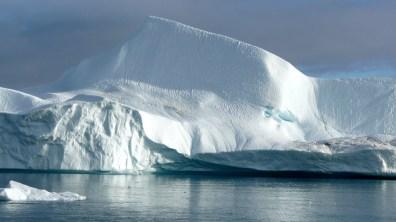 Grönland-Eisberge in allen Formen 2007