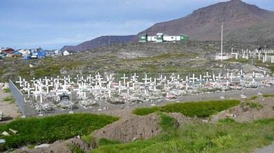 Grönland-Sisimut Friedhof 2007