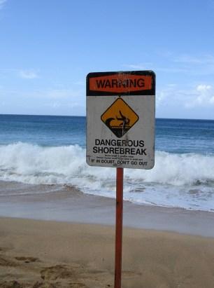 hawaii-warnschilder sind ernst zunehmen 038