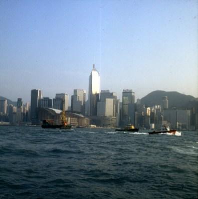 Hongkong Victoria Kongreßhalle 1997