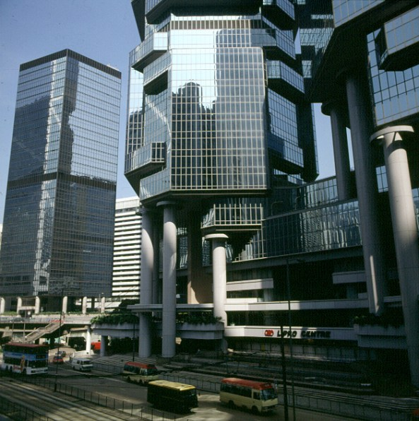 Hongkong-Lippozentrum 1997
