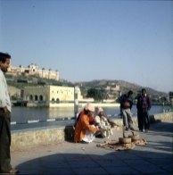 Indien- vor Festung Amber 1999
