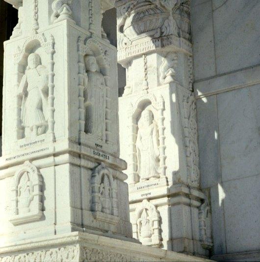 Indien-Delhi-Buddhatempel-1999